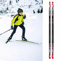 Беговые лыжи Salomon TEAM RACING GRIP 17-18