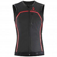 Защитный жилет SCOTT Vest Protector Actifit Pro II black/burnt red 17/18