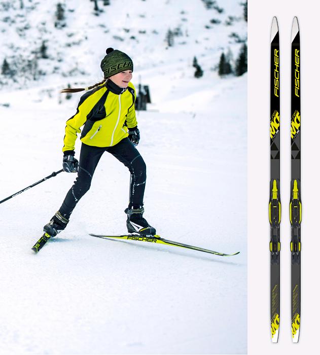 71b39956abfb Купить Беговые лыжи Fischer CRS Race JR 18-19 N62617 в Москве ...