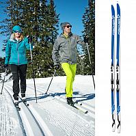 Купить лыжи беговые Фишер 2017 в Москве недорого, беговые лыжи ... 09974b5775a
