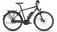 Велосипед Stevens E-Courier Disc Di2 G/L/F (Alfine) 2016