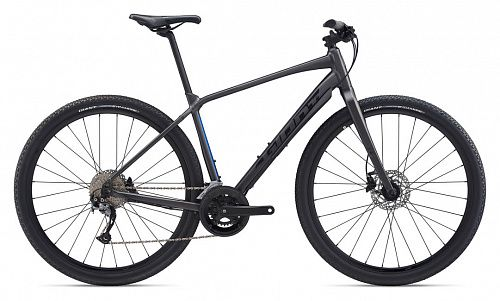 Велосипед GIANT ToughRoad SLR 2 2020 (L Черный)