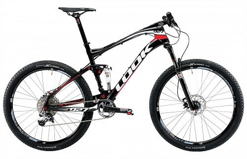 Велосипед LOOK 927 Carbon Sram XX1 2016 (L Черный)